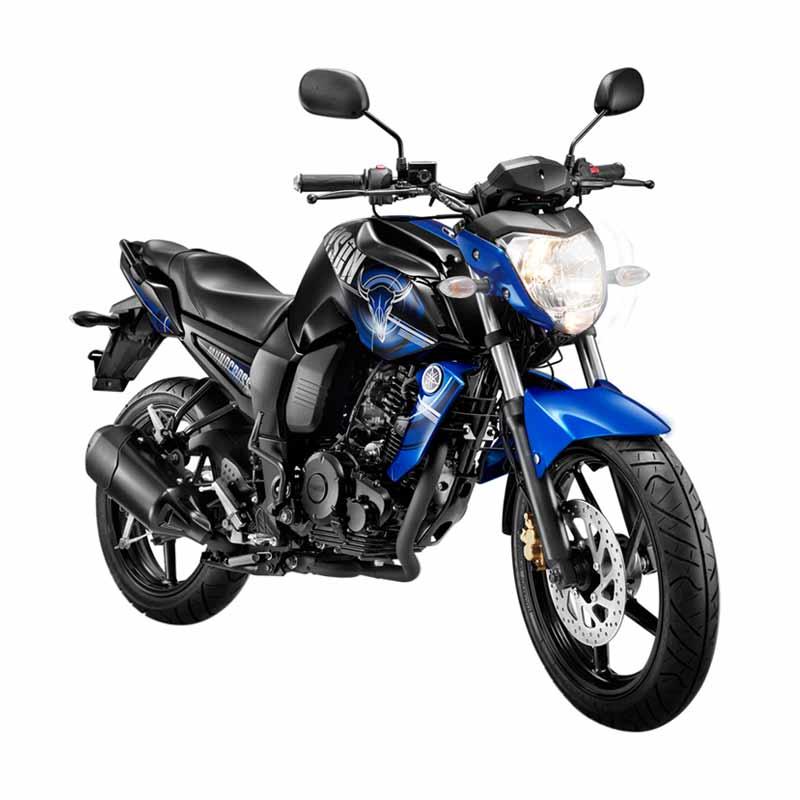 Yamaha Byson Blue Bogor